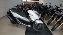 Chi tiết maxi scooter Honda Forza 300 đầu tiên về Việt Nam