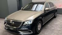 Cận cảnh chiếc Mercedes-Maybach S560 4Matic 2019 có thêm trang bị tùy chọn trị giá 1,8 tỷ đồng