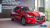 Đi ngược làn sóng giảm giá, Mazda2 lặng lẽ tăng giá nhẹ, có thêm màu mới