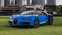 Nhà giàu Singapore tiếp tục gây choáng khi mua siêu phẩm Bugatti Chiron nhưng có thể không lái được