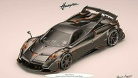 Huayra Dragon mới sẽ là siêu xe Pagani điên rồ nhất từ trước tới nay