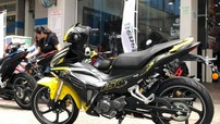 Đối thủ của Yamaha Exciter và Honda Winner, Benelli RFS150i chính thức bày bán tại Việt Nam