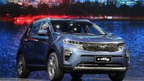 Crossover cỡ C Kia KX5 2019 có giá bán hấp dẫn tại thị trường hàng xóm với Việt Nam