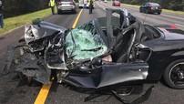 Vụ tai nạn kinh hoàng này cho thấy xe thể thao của Toyota an toàn không kém siêu xe