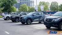 """Phân khúc bán tải: xe giảm giá, xe thì không kịp về để """"né tăng phí"""""""