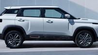 Geely SX12 - Mẫu SUV có phong cách thiết kế bắt mắt rò rỉ hình ảnh trước khi ra mắt chính thức
