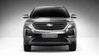 """Chevrolet Captiva 2019 bản Thái Lan lộ """"ảnh nóng"""" trước khi chính thức ra mắt vào tuần sau"""