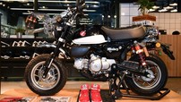 Sau Cub C125, Honda Monkey cũng có bản giới hạn với giá khởi điểm 83 triệu đồng