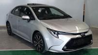 Toyota Levin 2019 - phiên bản có thiết kế khác của Corolla Altis - lộ bản máy xăng tăng áp mới