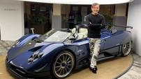Đại gia tậu 30 chiếc Rolls-Royce rất hứng thú với cực phẩm Pagani Zonda HP Barchetta hơn 340 tỷ đồng