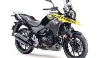 Xe Adventure giá rẻ Suzuki V-Strom 250 sắp có mặt tại Đông Nam Á