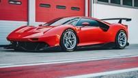 """Siêu xe đua """"hàng thửa"""" Ferrari P80/C - 4 năm miệt mài của những kỹ sư """"ngựa chồm"""""""