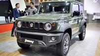 """""""Tiểu Mercedes-Benz G-Class"""" Suzuki Jimny 2019 ra mắt Thái Lan với giá cao ngất ngưởng"""