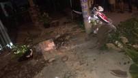 Nam thanh niên chạy Suzuki Raider 150 thiệt mạng sau khi đâm vào cột điện
