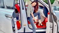 Chán Maserati Ghibli, Hồ Ngọc Hà sang Mỹ lái Uber nhưng phải là Rolls-Royce Cullinan mới chịu
