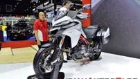 Cận cảnh Ducati Multistrada 950 2019 tại Thái Lan, giá khởi điểm 480 triệu đồng