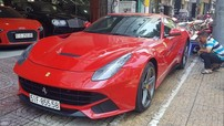 Nhắm đến Ferrari California T, doanh nhân Hà Nội bán siêu xe Ferrari F12 Berlinetta?