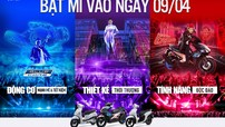Mẫu xe ga mới của Yamaha Việt Nam có thể là FreeGo 125 2019, ra mắt vào ngày 9/4 tới đây