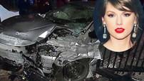Thanh niên ăn trộm xe Nissan Altima, đâm tung cổng nhà nữ ca sỹ Taylor Swift khi bị cảnh sát truy đuổi