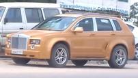 """Tức cười trước chiếc Rolls-Royce Cullinan """"nhái phiên bản Ấn Độ"""""""