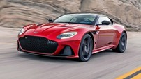 """Siêu xe Aston Martin DBS Superleggera 2019 """"rục rịch"""" cập bến Việt Nam"""