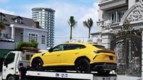 Siêu SUV Lamborghini Urus thứ 3 về Việt Nam đã có mặt ở Long An