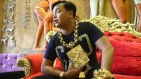 Đại gia sở hữu mô tô mạ vàng Phúc XO bị bắt vì liên quan đến hoạt động ma túy