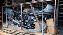 """Honda CBX 1981 huyền thoại còn """"nguyên seal"""" được đưa ra bán đấu giá"""
