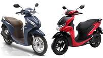 So sánh Yamaha FreeGo 125 và Honda Vision: Giá thành tương đương, trang bị ngang ngửa