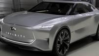 Infiniti Qs Inspiration - Concept sedan thể thao bị rò rỉ hình ảnh sớm trước thềm Triển lãm Thượng Hải 2019