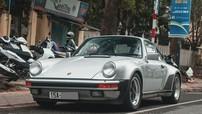 Porsche 930 Turbo độc nhất Việt Nam đã có biển số