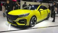 Hồng Kỳ H5 Sports - sedan cỡ D phát triển dựa trên Mazda6 - trình làng với thiết kế đẹp bắt mắt