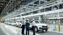 """Nhà máy ô tô VinFast được hoàn thiện """"thần tốc"""", chỉ còn 2 tháng nữa là khánh thành"""