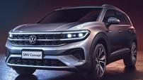 Volkswagen SMV - Mẫu concept SUV lớn nhất của nhãn hiệu Đức được ra mắt ở Trung Quốc