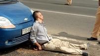 Tài xế bán tải ép tử vong CSGT ở Bà Rịa - Vũng Tàu được xác định bị tâm thần, từng ném lựu đạn vào ngân hàng
