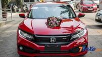 Cận cảnh Honda Civic RS 2019 đắt hơn 30 triệu, thêm nhiều nâng cấp đáng tiền
