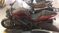 """Biker Việt xót xa với Ducati Streetfighter 848 hơn nửa tỷ đồng bị chủ nhân """"nhốt"""" trong hầm gửi xe ở Hà Nội"""