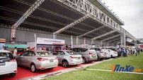 Hội chợ ô tô lớn nhất miền Nam chính thức khai mạc, cả trăm mẫu xe ô tô cho khách hàng lựa chọn