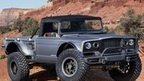 Jeep M-715 Five-Quarter - Siêu bán tải quân sự mui trần với hơn 700 mã lực