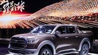 Hãng ô tô Trung Quốc Great Wall vén màn mẫu xe bán tải mới, cạnh tranh Ford Ranger