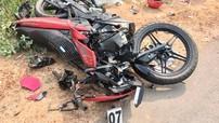 Yamaha Exciter và Honda Winner đâm trực diện, hai thanh niên tử vong
