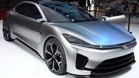 Enovate ME-S - Mẫu sedan concept giống Porsche Panamera và Taycan tới bất ngờ của Trung Quốc