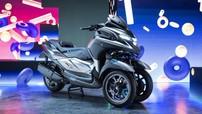 Yamaha sắp bán ra xe ba 3 bánh kết hợp giữa XMax và Tricity