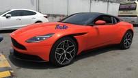 Chi tiết siêu xe Aston Martin DB11 của doanh nhân Hội An mới ra biển, giá gần 16 tỷ đồng