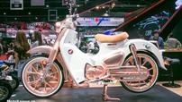 Đứng hình trước phiên bản Rose Gold cực điệu đà từ Honda Super Cub C125