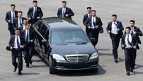 Tập đoàn Daimler không biết những chiếc limousine bọc thép Mercedes-Benz được đưa vào Triều Tiên bằng cách nào
