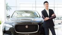 Nam ca sỹ Quang Dũng tậu SUV hạng sang tiền tỷ Jaguar F-Pace