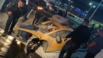"""Vụ tai nạn kinh hoàng này đã chứng tỏ Lamborghini Huracan là siêu xe """"đắt xắt ra miếng"""""""