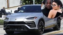 """Em gái cô Kim """"siêu vòng ba"""" tặng siêu xe Lamborghini Urus cho bạn trai"""