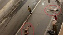 Tài xế lái Mercedes-Benz GLA bỏ chạy sau tai nạn trong hầm Kim Liên khiến 2 phụ nữ tử vong